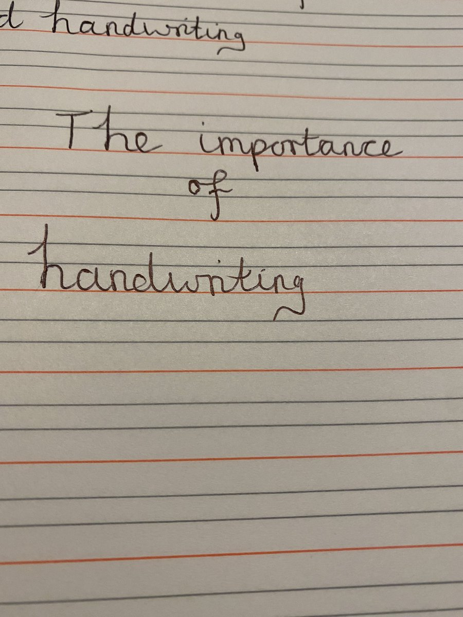 The effect of #Covid-19 school disruption on #finemotor skills and #handwriting. In response to this tweet by @NWPUK we've jotted down some reports/thoughts about incidence rates. We'd love to know what your own experience has been, as a #teacher, #OT, or #parent. #edutwitter