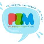 Image for the Tweet beginning: 🎒 El Projecte Educatiu d'#ElMasnou,