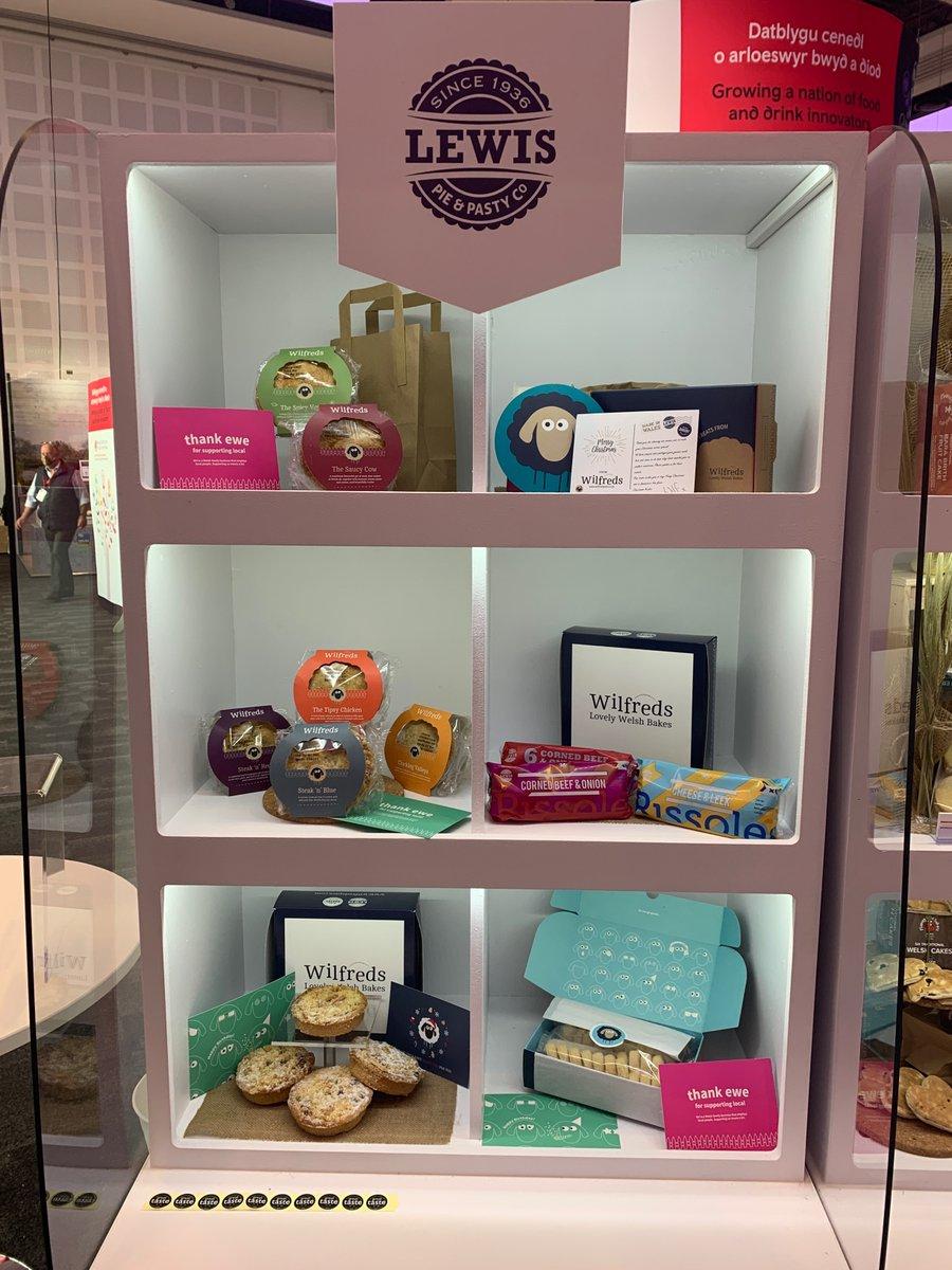 test Twitter Media - Pies, rissoles, shortbread...yum! What do you think of our display at #TasteWales? #pies #BlasCymru https://t.co/wAjGtV0YAz