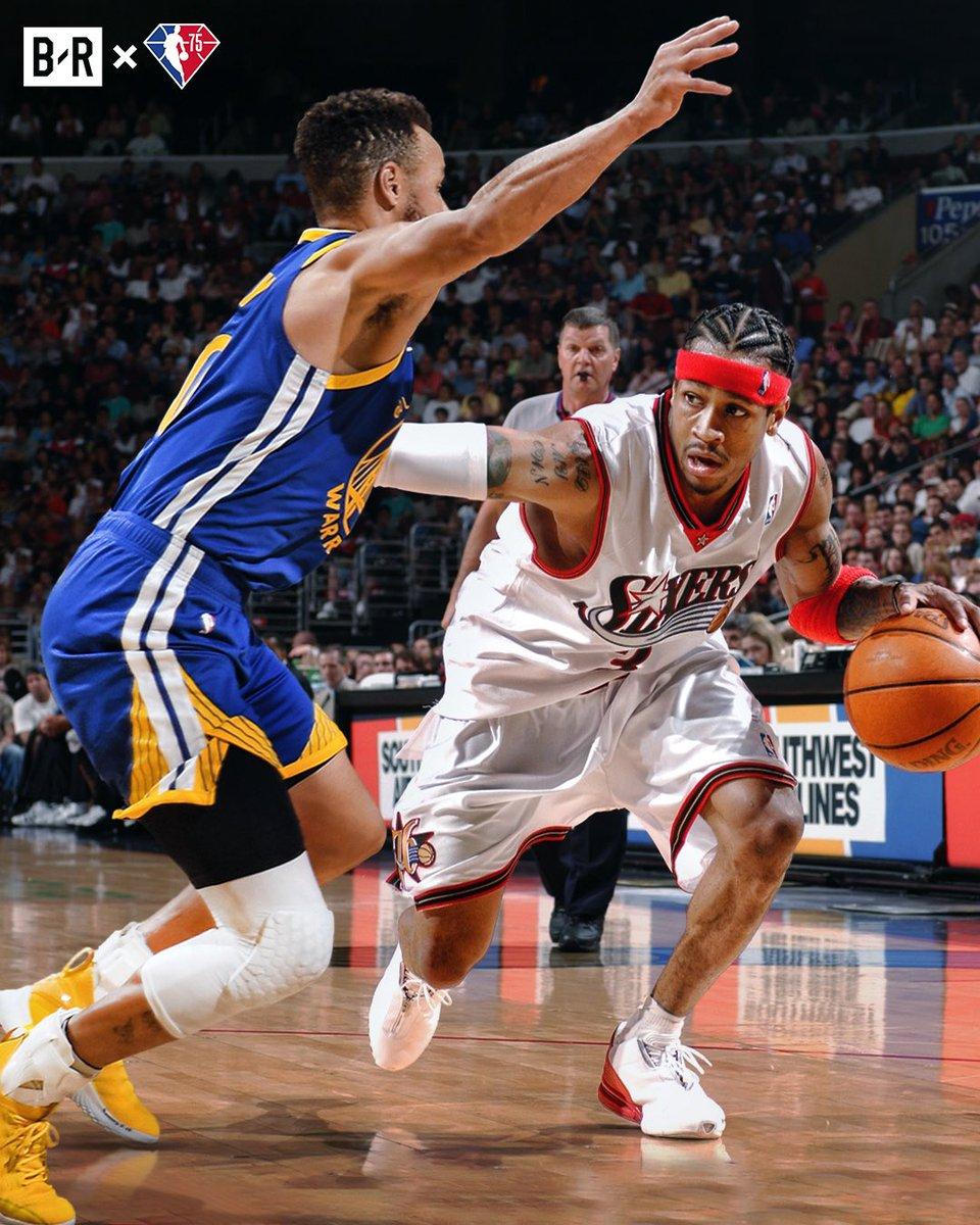 Shaq vs Kareem  KD vs Bird  Giannis vs KG  Steph vs AI3    Bunların her birinde kimi daha üst sıralarda yer alırdın?#NBA75