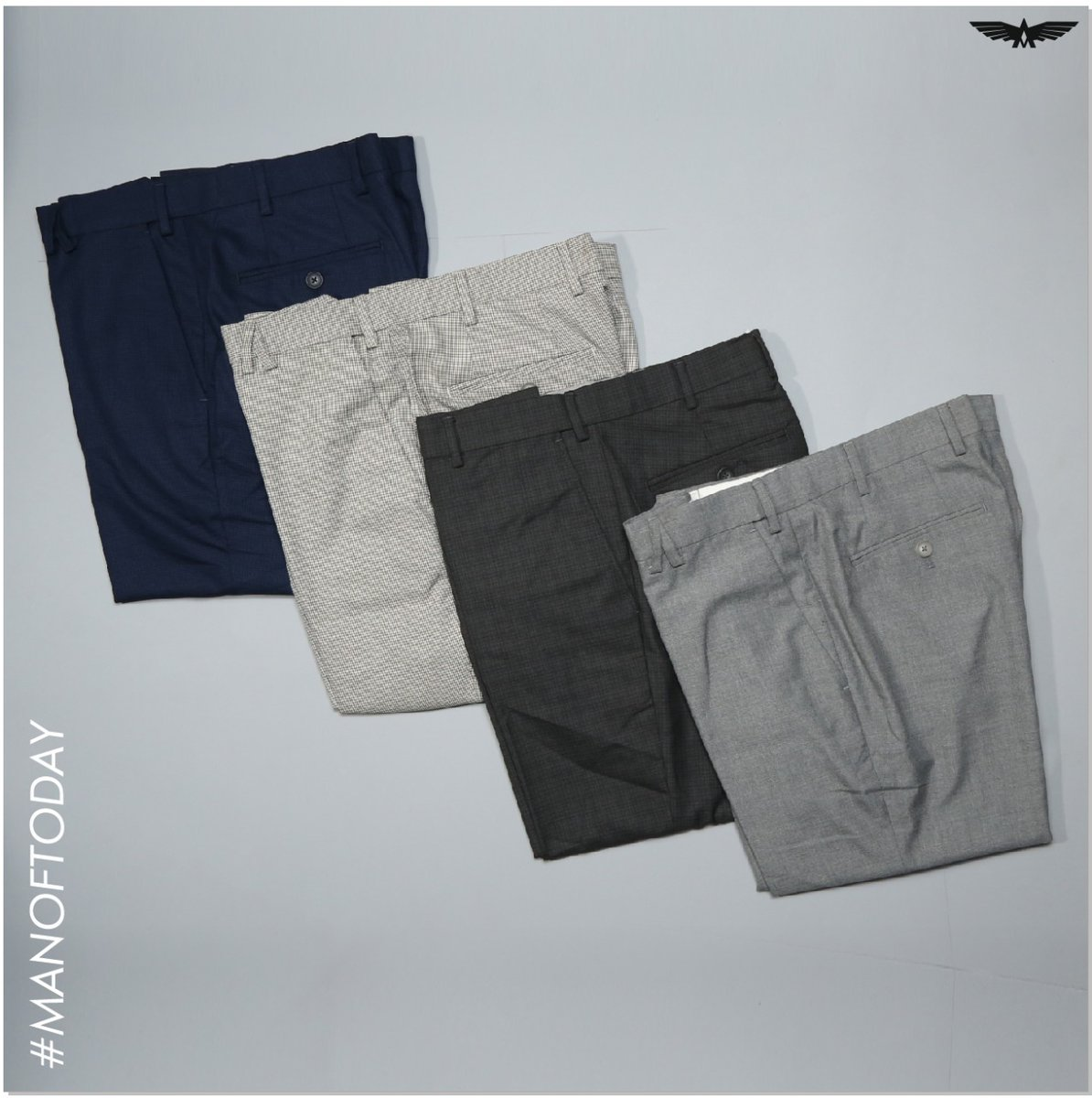 Join the league of fashionable men this season by wearing these trousers from Park Avenue. Feel utmost comfort wearing them with a smart shirt and a pair of oxfords.  #WorkPlayCelebrate #MensWear #manoftoday #furuteworkwear #IndianFashion #ParkAvenue #aw21 https://t.co/sEgLmlBe4A