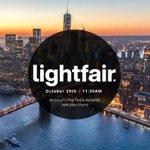 Join us for a celebration of the 2nd Annual Tesla Awards™ Program. Award winners will be on hand to receive their crystal awards and to say a few words about their award winning lighting project.  @lightfair