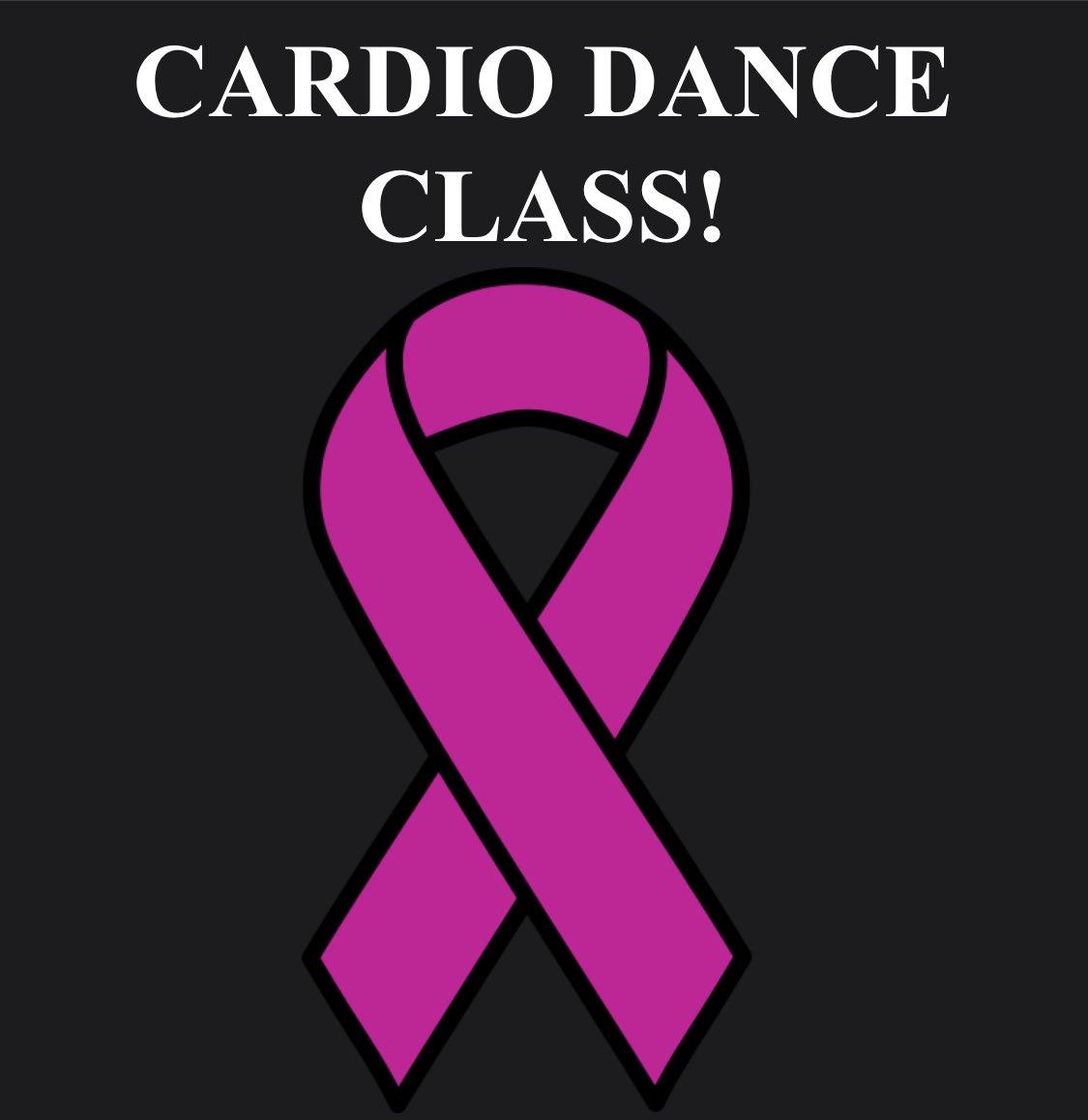Hoje nossa equipe patrocinou uma aula de cardio-dança liderada por nosso próprio Sr. V para arrecadar fundos para @Step_Sisters #BreastCancerAwarenessMonth https://t.co/R02bfyVzPK