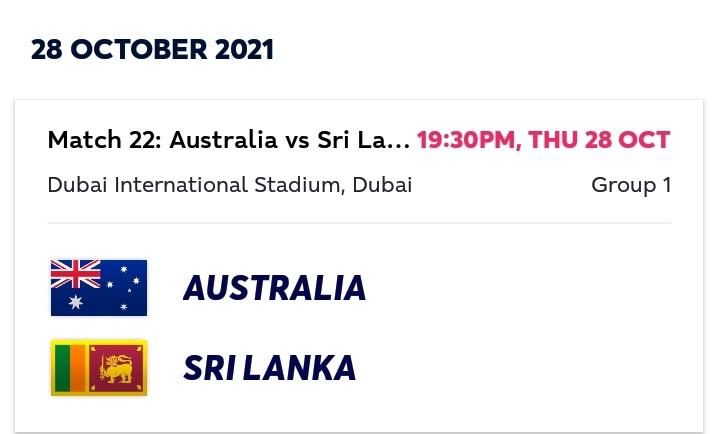 අද තමයි දවස ජයවේවා කොල්ලනේ #T20WorldCup #TeamSriLanka https://t.co/ArNuTaW2mG