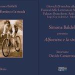 Image for the Tweet beginning: Tra poco al @FLM_Palermo @simonaelefate