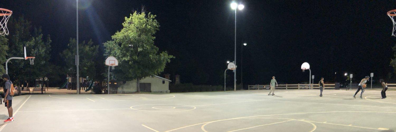 4v4 Basketball League