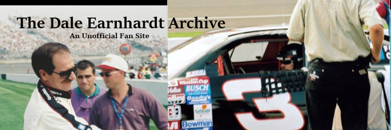 The Dale Earnhardt Archive (@ArchivesDe) on Twitter banner 2018-06-11 05:23:42