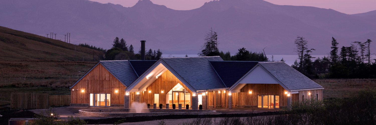 Our community crematorium is set within the Clyde Muirshiel Regional Park, we think it's the most perfect and unique funeral spot in Scotland