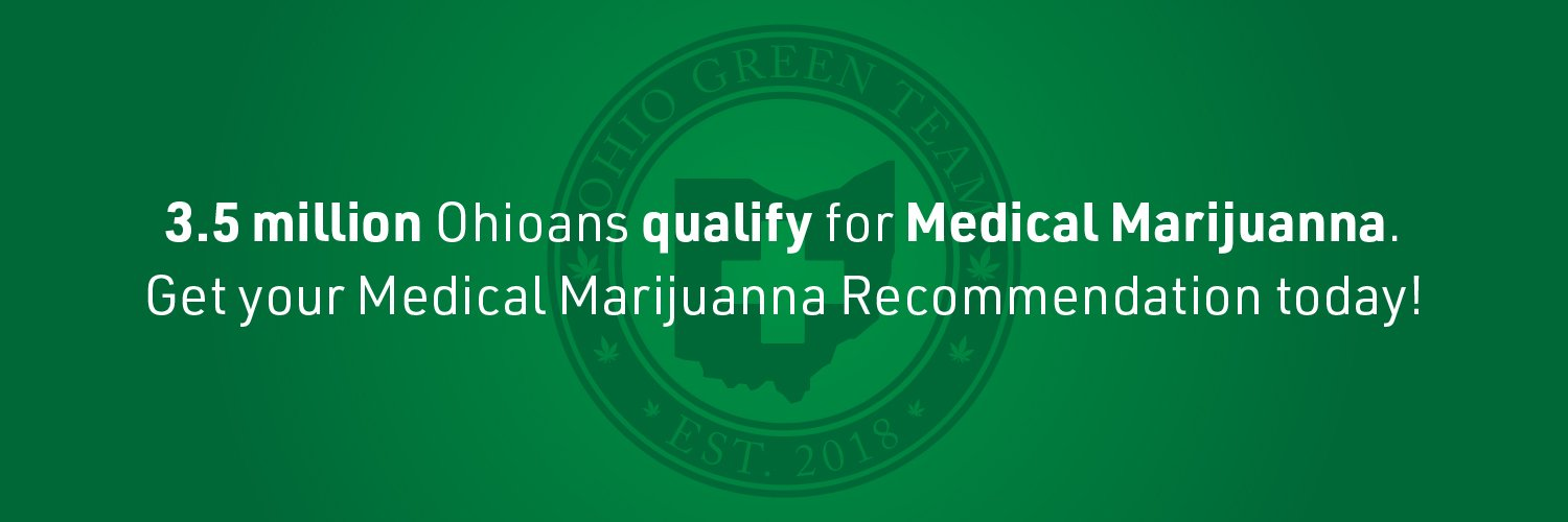 @iamMBTG Thanks for the follow! If you ever have questions regarding Ohio's Medical Marijuana Program or gaining your MMJRecommendation, please give us a shout through our website.