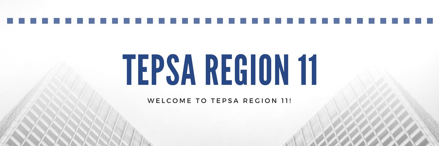 Region 11 is now on Twitter! 😄🎉 #tepsa #tepsastrong