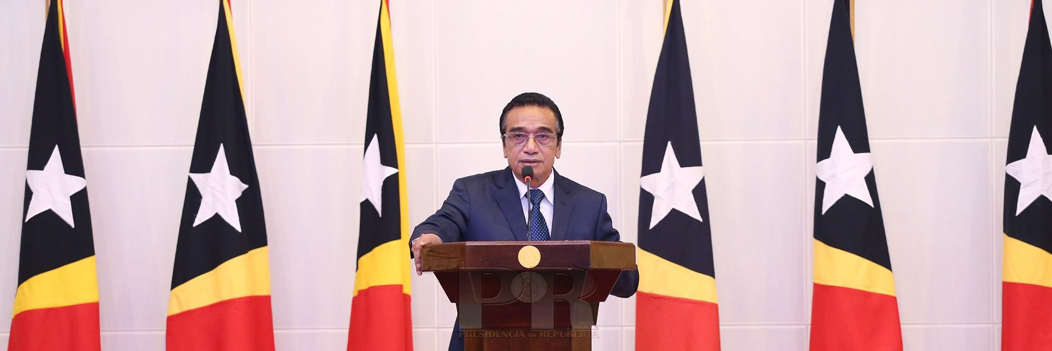 President RDTL - Francisco Guterres Lú Olo