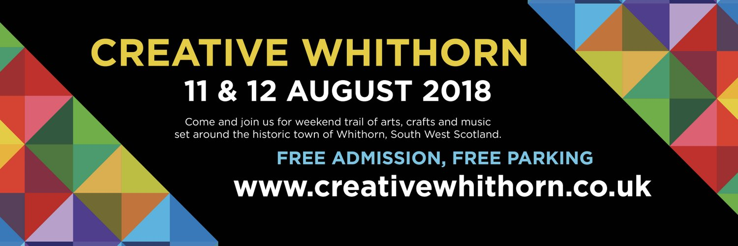 A community of creative people living in, and around Whithorn. creativewhithorn.co.uk