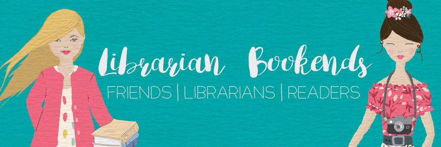 2 book-lovin' librarian friends - adventuring through life one page at a time - and sharing our crazy (but fun!) journey with you!