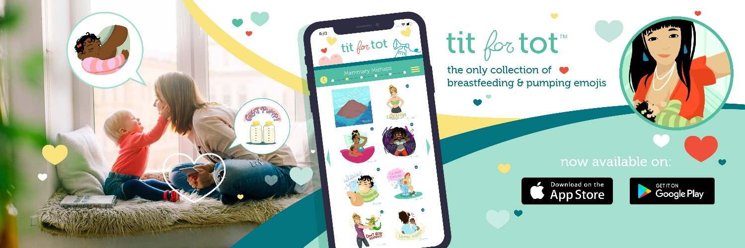 Emojis that NORMALIZE BREASTFEEDING and help you express the ups and downs of your breastfeeding journey.