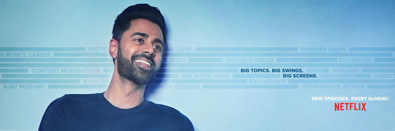 Patriot Act with @HasanMinhaj, a weekly series on @netflix. New episodes every Sunday.