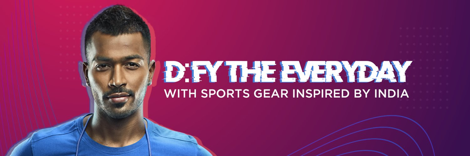 D:FY - true Indian sports gear. Best-in-class technology, breath-taking looks. Honest Prices. Designed in USA. Made for India.