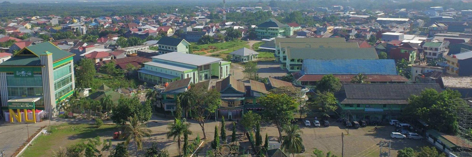 Universitas Islam Makassar's official Twitter account