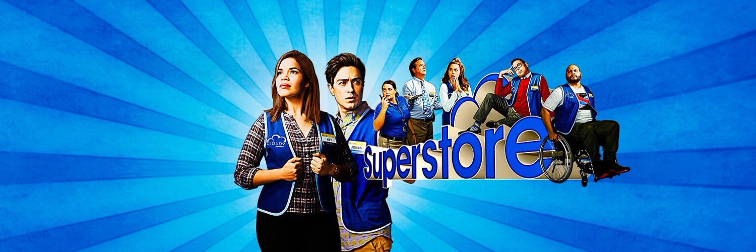daily pics and gifs of the superstore cast ✨