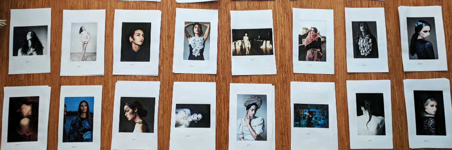 My name is Aliona, I am a photographer and I aim to publish my first photo-book - 'Vague Sensations' Some of my work: alionakuznetsova.com