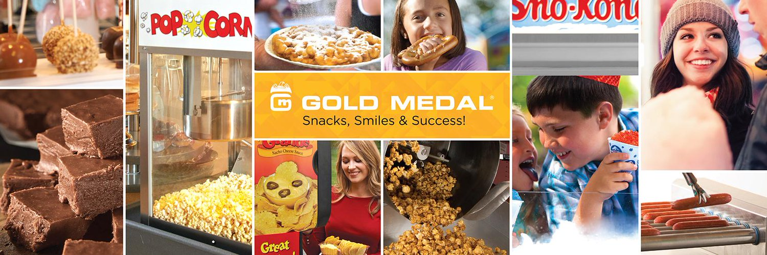 Gold Medal Products (@GMPopcornFan) | Twitter