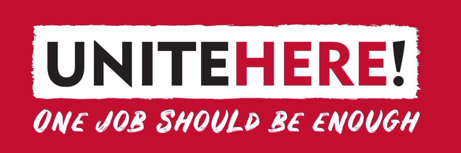 UNITE HERE! Locals 362 and 737 are the Unions of the Food Service, Hotel and Theme Park workers in Central Florida. #1job #unitehere