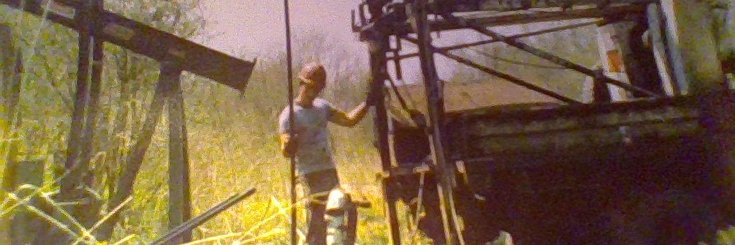 Author -'Oilpatch' Writer -novels, poems, songs Oil Pumper -plumber, electrician, mechanic, engineer, oil spills