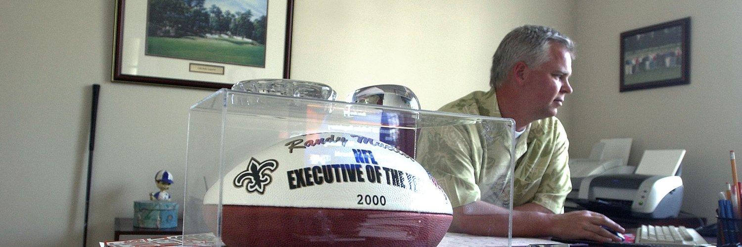 2000 NFL Executive of the Year | DPP @XFLHouston| CEO of Muellerfootball.com | Former GM @saints, @miamidolphins, NFL Exec for @chargers and @seahawks