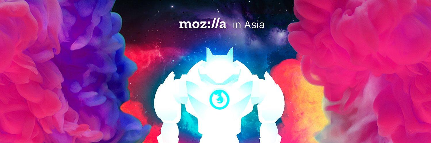 Mozilla in Asia