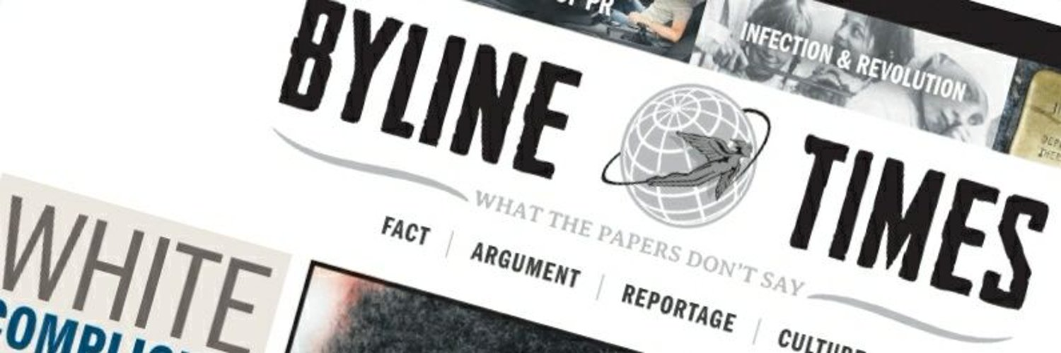 A New Type of Newspaper | For Truth | Independent and Fearless | Outside of Any System | JOIN US: bylinetimes.com/subscribe #whatthepapersdontsay