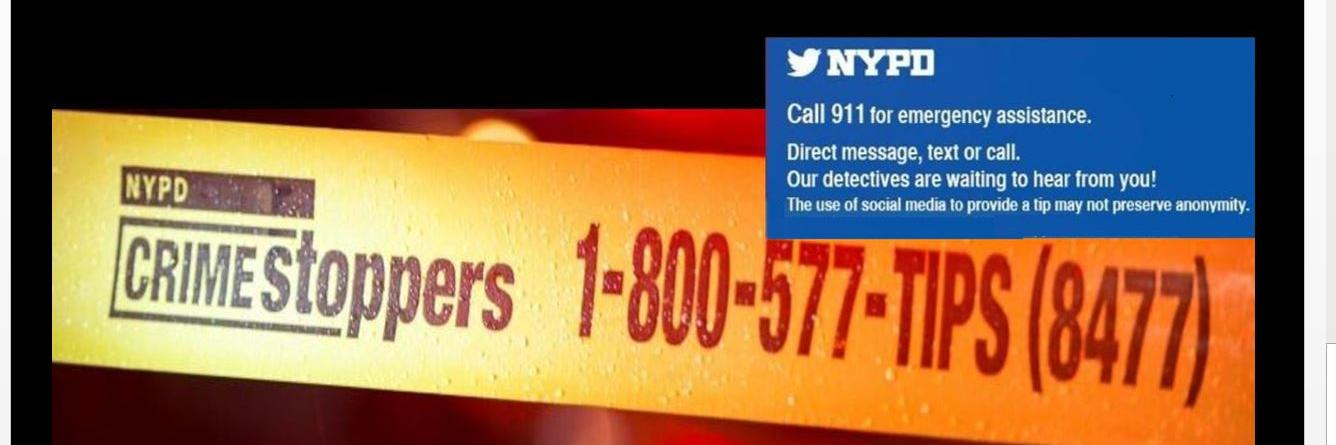 🚨WANTED🚨 for AN ASSAULT on board an MTA Bx13 bus in the vicinity of Ogden Ave & West 166th St. #Highbridge #Bronx… twitter.com/i/web/status/1…