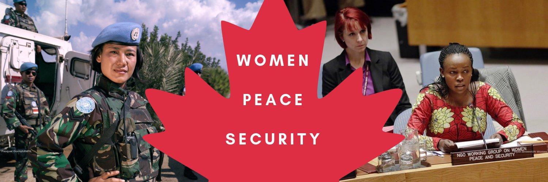 Canada's work on advancing the #WomenPeaceSecurity Agenda including the #ElsieInitiative. En français: @FemmesPaixSec