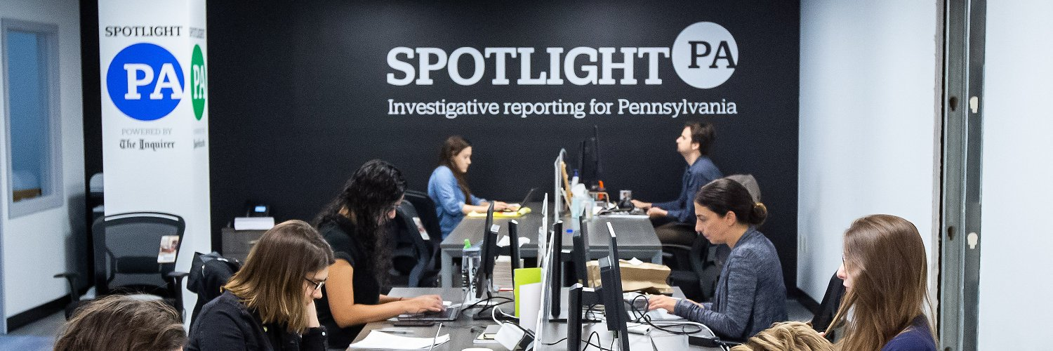 A collaborative newsroom producing investigative journalism for Pennsylvania. Together, we can hold the powerful to account. Tips: spotlightpa.org/tips