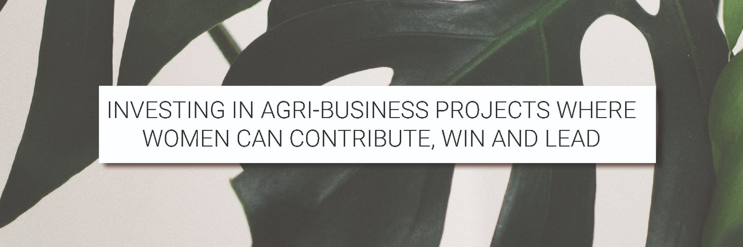 The Lady-Agri Impact Investment Hub: A network with financial capital, services and tools for women agripreneurs in Africa. #women #EU #AU #NewFund #impinv