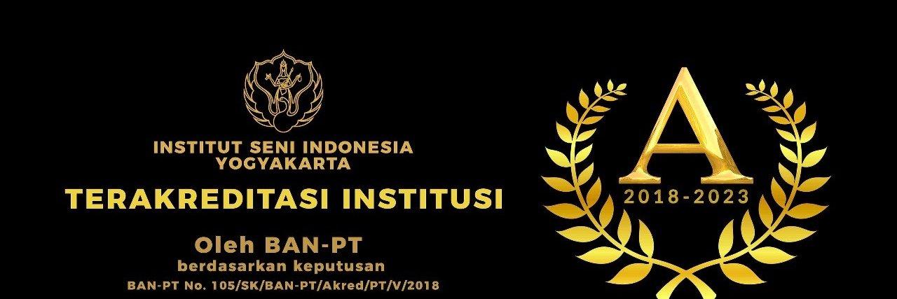 Institut Seni Indonesia Yogyakarta's official Twitter account