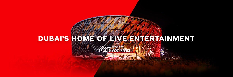 Dubai's home of live entertainment. Your Idols. Live Here.