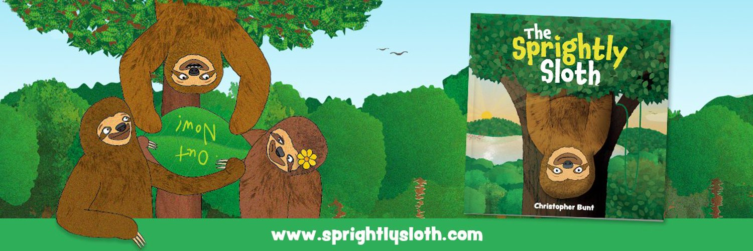 Children's picture book author & illustrator from Cornwall. The Sprightly Sloth is out now! 🦥 #pb #amwriting #illustrator
