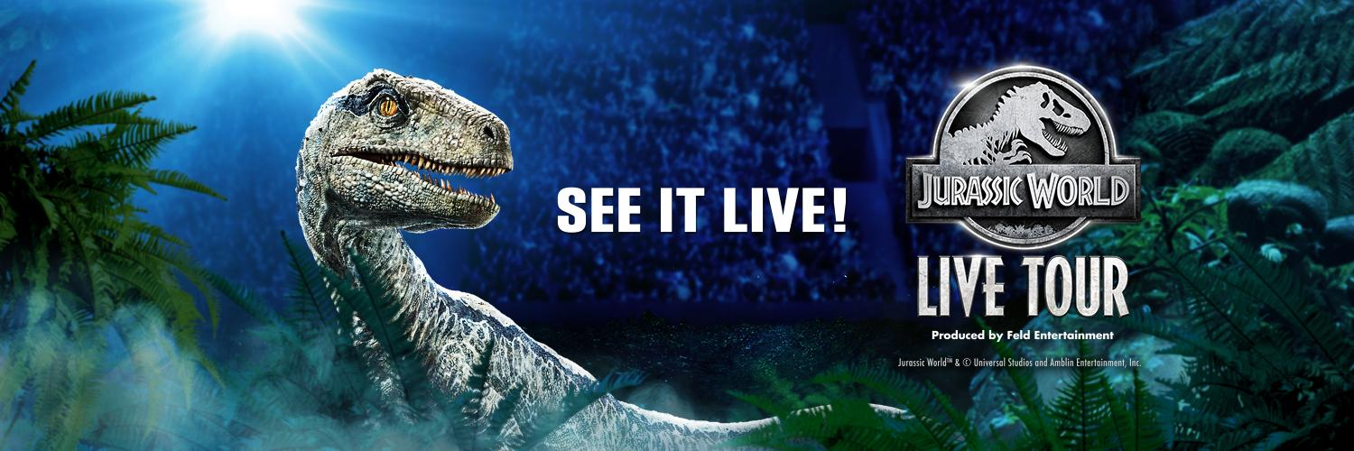 @sleestak1977 Stay tuned, new cities and dates may be added soon, so be sure to check back! You can also sign up to be a preferred customer for our newsletter, ticket notices and more! jurassicworldlivetour.com/signup