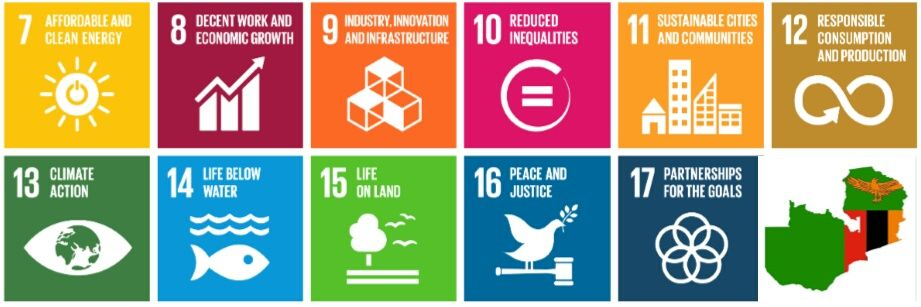 Despite being key actors in delivering #SDGs, Zambian Youths face various challenges be it; discrimination, limite… https://t.co/dbqWRhfkg7