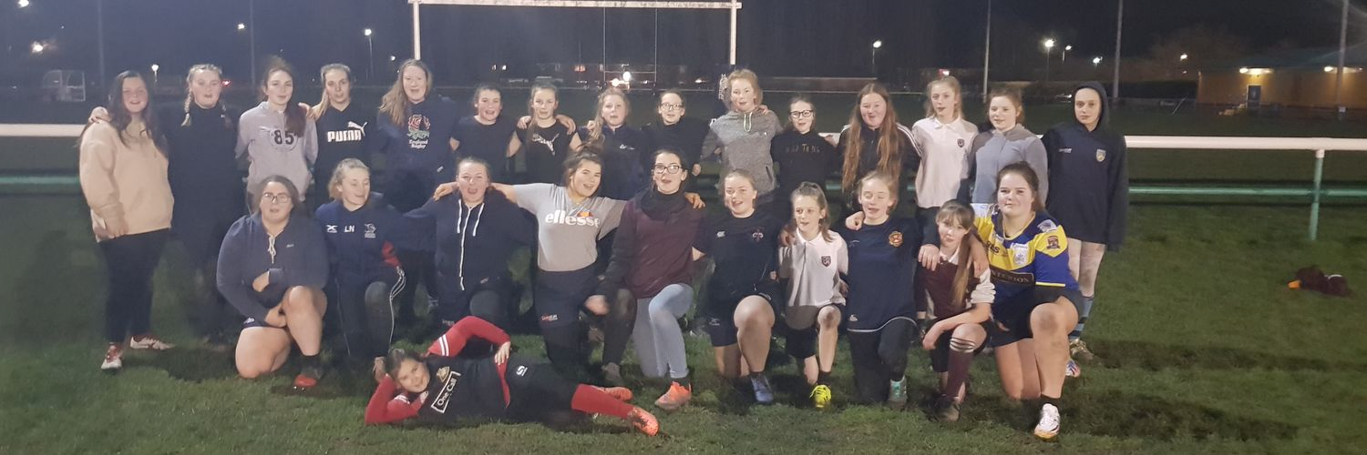 Girls Rugby Union teams for U13's, U15's & U18's. Nurturing confidence, fun, healthy mind and body and of course rugby within girls.