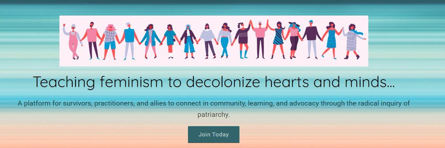 Platform 4 survivors, practitioners, & allies 2 connect in community, learning, & advocacy through the radical inquiry of patriarchy. @engenderedpod @kanduitapp