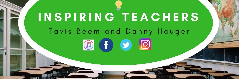 Weekly interview podcast featuring innovative teachers! tinyurl.com/Inspiringteach… @DannyHauger Author 'A Broadcaster's Secrets to Teaching'