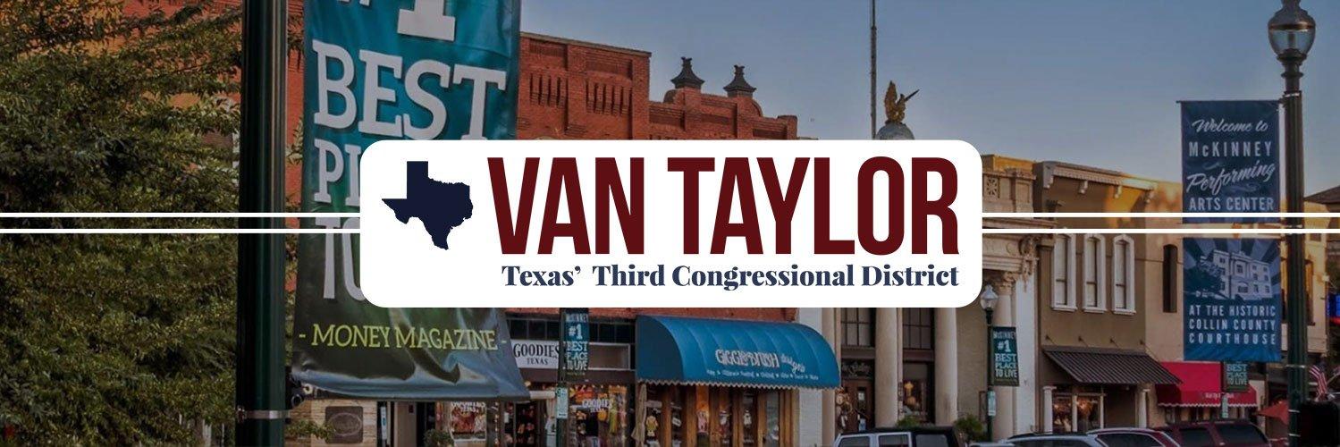 Rep Van Taylor
