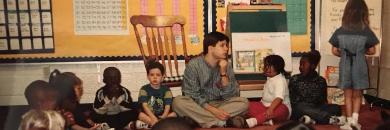 Dan Wuori, Ph.D. | Director of Early Learning | @Hunt_Institute | He/Him