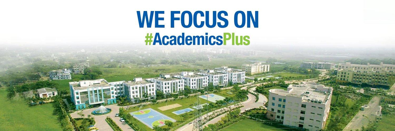 Adamas University's official Twitter account