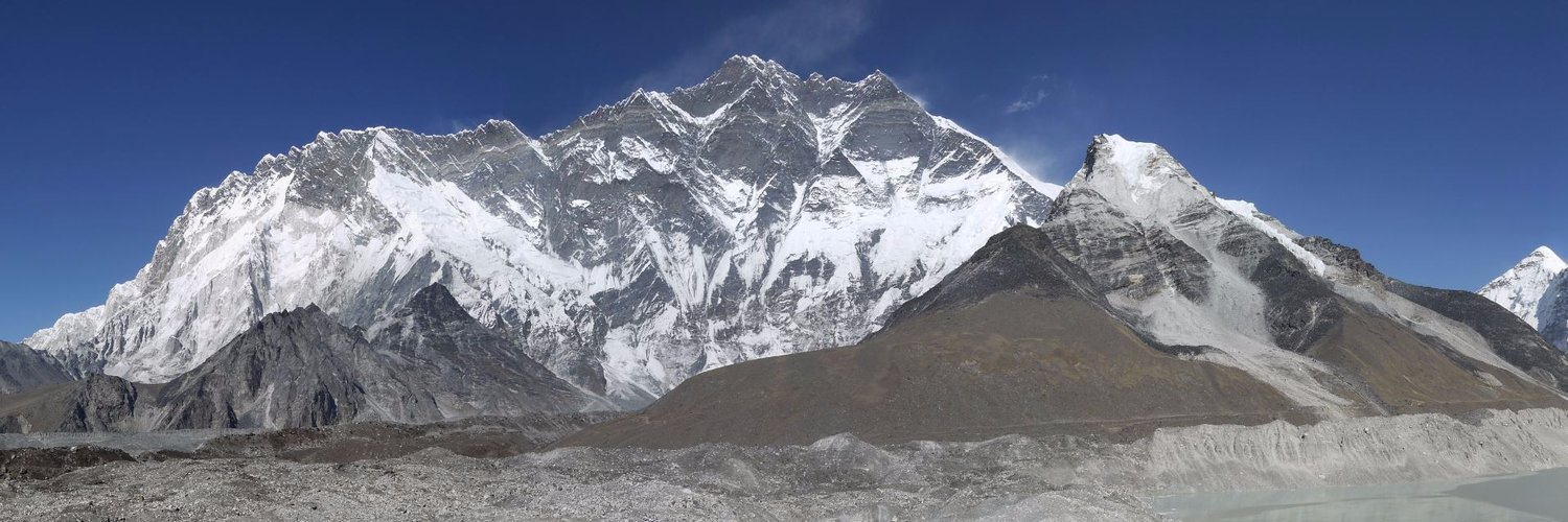 @NUGeog Research Fellow in Extreme Environments. High Mountain, Glacial, Quantitative Geomorphology, Photogrammetry, UAVs, Glacial Hazards. Views my own etc...