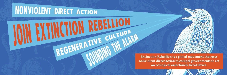 Extinction Rebellion NYC ????