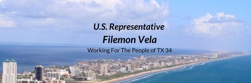 US Rep. Filemon Vela