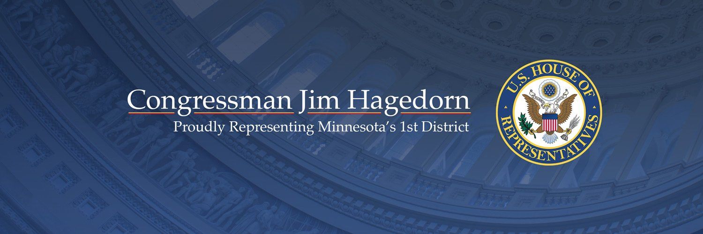 Congressman Jim Hagedorn