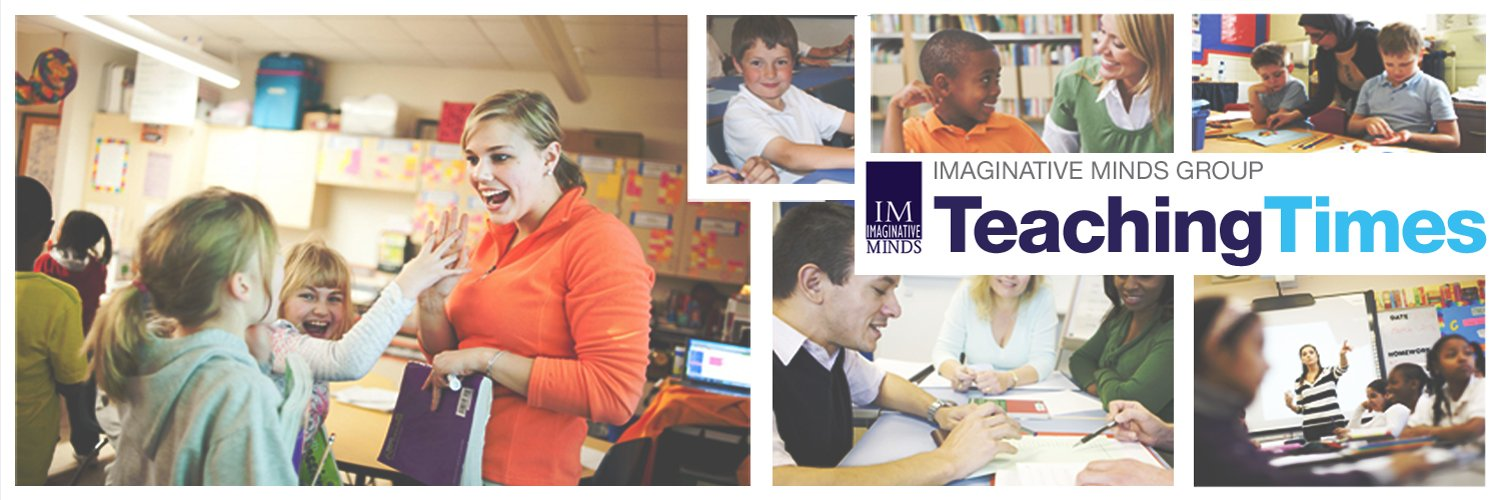 Editor of leading educational magazines at Teaching Times. Focusing on creative educational practice, inspiring teachers and challenging assumptions.