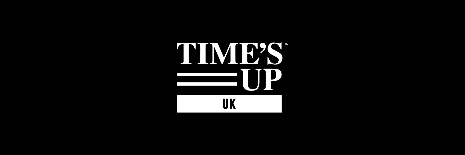TIME'S UP UK is an organization that insists on safe, fair & dignified work for women of all kinds.